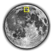 Lunar Alps