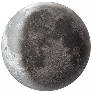 The Moon (Photo)