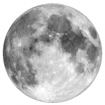 The Full Moon (Photo)
