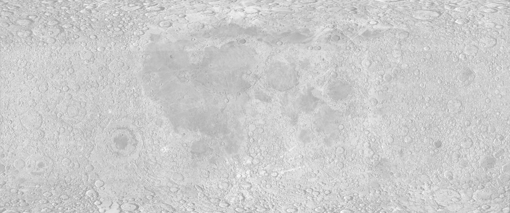 Lunar Real Estate Map