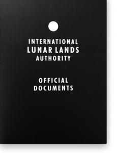 Moon Deed Folder (Image)